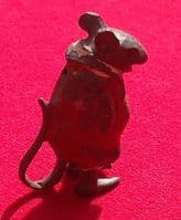 Original 1934 Cococub figure  Will Mouse ( left foot very slightly turned inwards requires straighning )